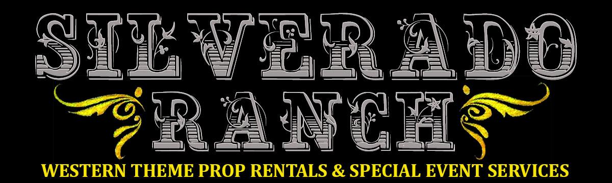 Silverado Ranch Props and Western Theme Rental Services – Dallas – Ft Worth – DFW – Frisco – Denton – Austin – San Antonio – Houston – Waco – Texas
